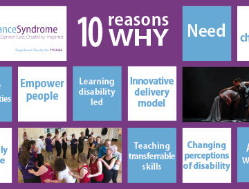 Perfect 10 fundraising campaign: 10 reasons why we deserve your support