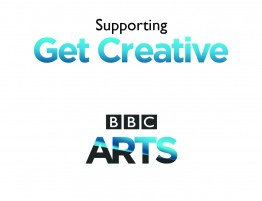 Supporting GetCreative blue