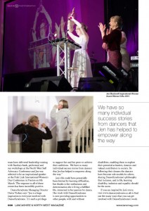Lancashire Magazine DanceSyndrome2 copy