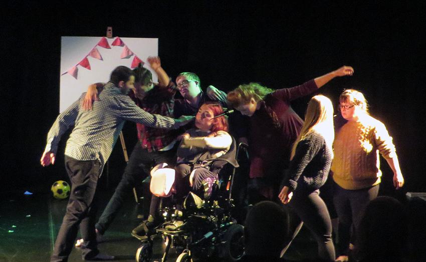 DanceSyndrome in Edinburgh 2017