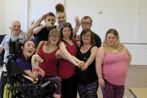 The DanceSyndrome team