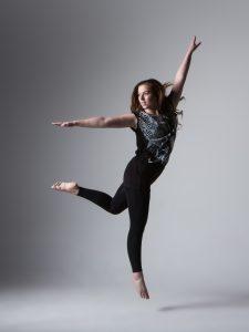 Anna James dancer