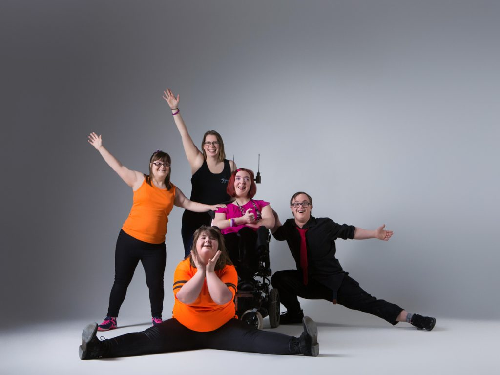 DanceSyndrome Zoom Dance