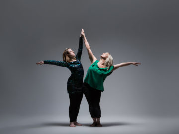 Inclusive Approaches training for Dance Artists
