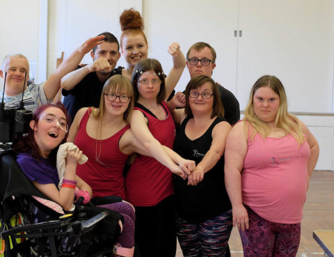 DanceSyndrome Team