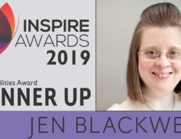 Jen Blackwell Highly Commended