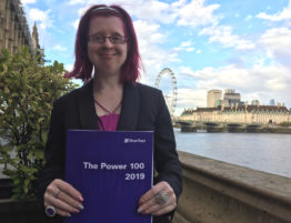 Jen Blackwell Disability Power 100