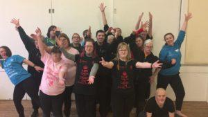 DanceSyndrome Dance Leaders