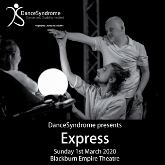 DanceSyndrome Express Showcase DVD