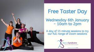 Free Online Dance Tasters